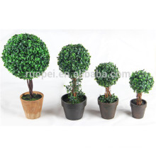 aniti-UV plastic/fake plant bonsai artificial topiary bonsai for decor