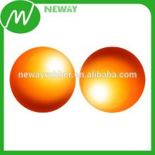 La tensión de encargo relaja la bola de goma de la alta precisión de la PU
