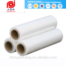 Plastic Rolls Clear Lldpe Stretch Film Stock Lot