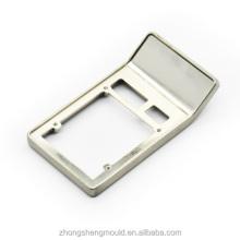 high precision mold factory die casting aluminum case parts door handle making
