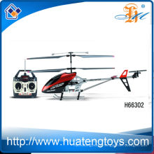 Hot sale 3 channels alloy double horse rc helicopter 9053 with gyro H66302