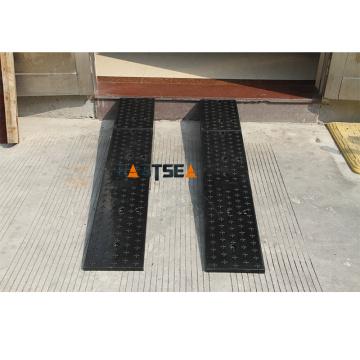 Roadway Traffic Rubber Kerb Ramp Supplier