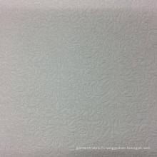 Tissu 100 % polyester Jacquard vêtement, tissu de Textile à la maison