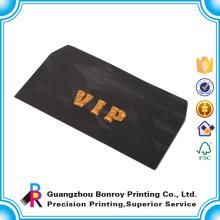 Großhandelsgewohnheits-extravagantes Briefumschlag-Entwurfs-Drucken A4