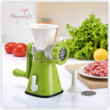Plastic Kitchen Food Machine Meat Grinder