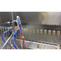 Косметические крышки для бутылок Автоматическая линия для УФ-покрытия