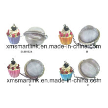 Promotion Cake Decor Tea Strainer Gifts, Tea Ball Infuser