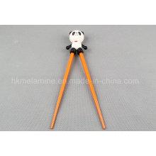 Los nuevos palillos de la melamina de la práctica de los niños del diseño de los 24cm diseñan (CH005)