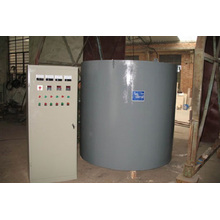 Sistema de forno de fusão de liga de magnésio