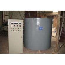 Sistema de horno de fusión de aleación de magnesio