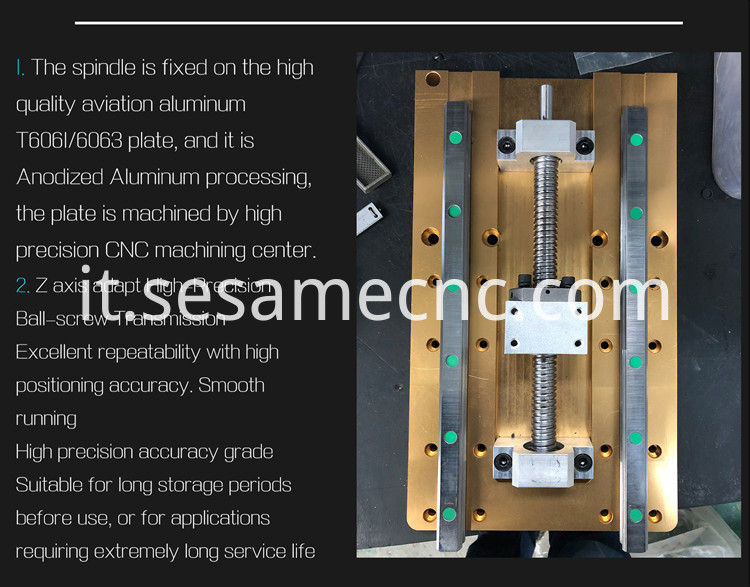 Hiwin square rail&High quality helical rack pinion 2