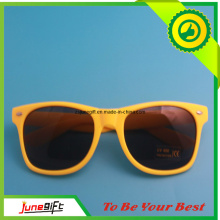 2014 Fashion Design Yellow Sunglasses for Gift
