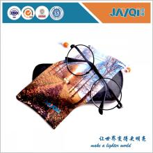 Custom Microfiber Sunglasses Pouch Bag