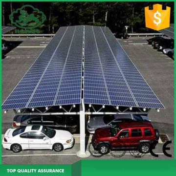 Carport System For Solar Panel Mounting
