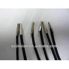 Extremidades 2013 púas negras más últimas del cordón del metal elástico
