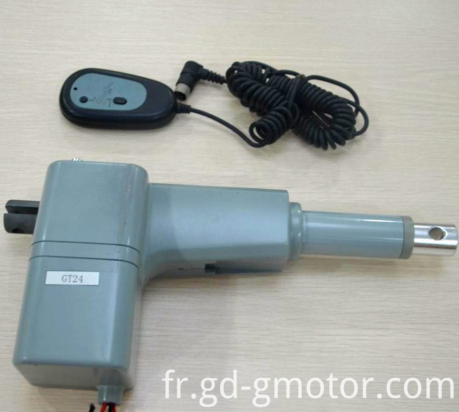 Linear Actuator for Medical Bed
