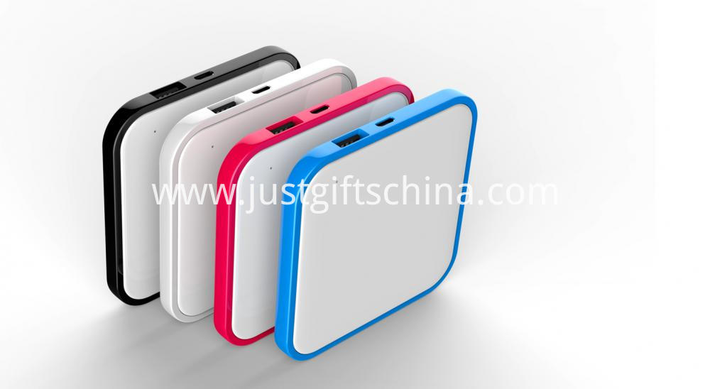 Promotional Square Shaped Power Bank