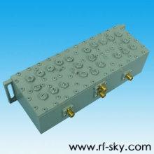 900-959M SMA-KF GSM white coated Duplexer board