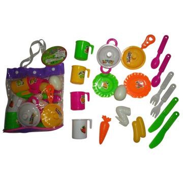 Mini Küche Kochset Spielzeug für Kinder