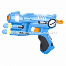 2014 hot selling new soft gun toy with EN71, CE, ASTM certificates