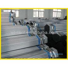 Api5l X65 aço galvanizado preço da linha de tubos