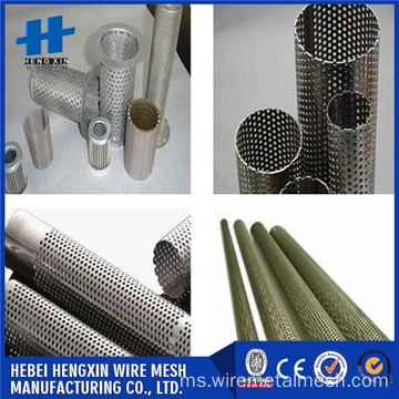 125 mm keluar kartrij penuras Perforated diameter