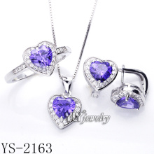 Fashion Jewelry Set 925 Silver (YS-1388, YS-2135/47/49/63, YS-0846R)