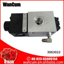 O gerador do Ccec CUMMINS parte a válvula de solenóide 3063022 do Stc K38