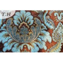 2016 Très Splendide Chenille Grand Jacquard Sofa Fabric par 440GSM