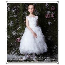 Showlands New Model Girl Dress 2017 Children Frock Model For Custom ED666