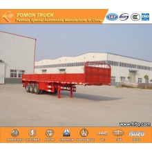 3 axles Freight load semi trailer 40000kg