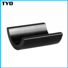N52 Neodymium Sintered Strong Arc Permanent Magnet with Epoxy Coating