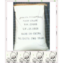 Ammonium Bicarbonate for Making Frosted Bulb
