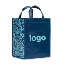 Non woven shopper bag custom for sale