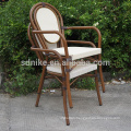 TC-(4) Modern teslin fabric chair/ textile dining chair