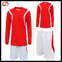 Custom Long Sleeve Football Jersey Uniform for Men