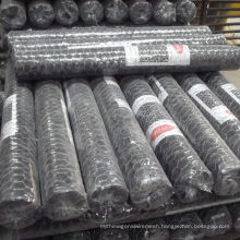 Hot-Dipped Galvanized Hexagonal Chicken Wire Netting