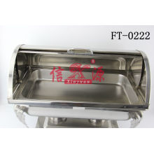 Stainless Steel Hotel Buffet Stove (FT-0222)