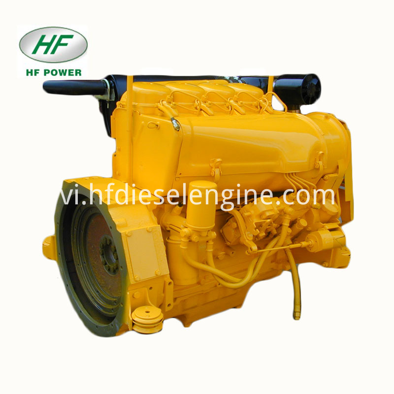 4 Cycle Diesel Engine