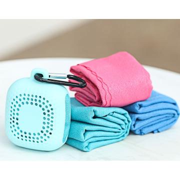 Wholesale Custom Travel Fabric Roll Quick Dry Sport Beach Gym Microfiber Towel