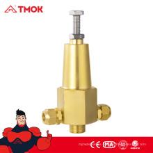 TMOK Válvula de alta presión manual de latón de alta presión