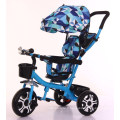 Tricycle de tricycle de bébé de tricycle des enfants de vente chaud d'enfants avec le prix usine