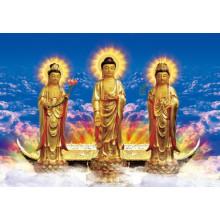 Cartel disponible 2015 popular de las imágenes religiosas 3D