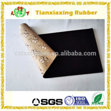 Printed Natural Rubber Yoga Mat