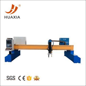 Gantry-CNC-Plasmaschneider können ein Abgassystem hinzufügen