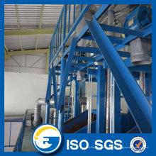 Línea completa de maquinaria de molino de harina de trigo
