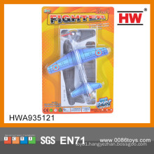 2015 hot selling self assemble toy plane