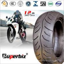 ИСО одобрил скутер бескамерных шин (130/60-10)