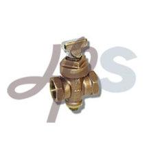 brass garden shut off valve