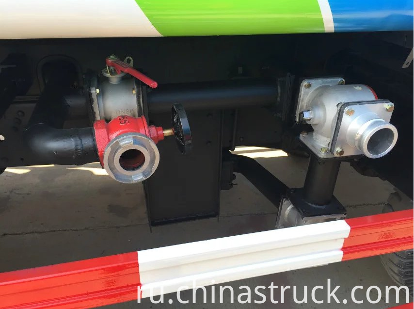 10% discount water tank truck on sale